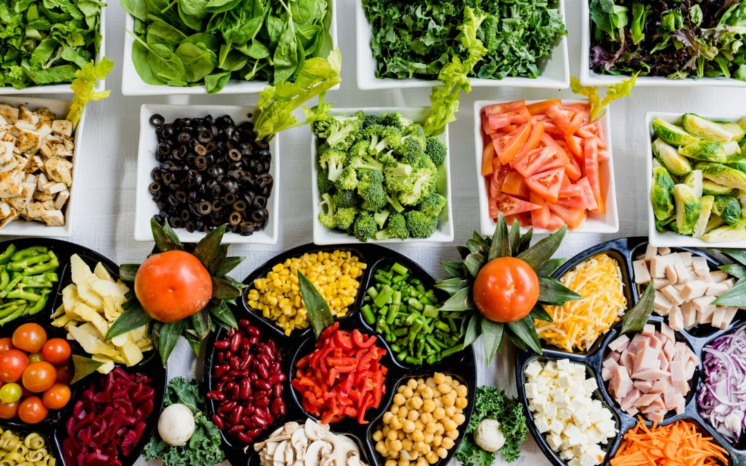 Unterstützung des Körpers durch bestimmte Nahrungsaufnahme?